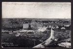 Sioux Falls South Dakota Birds Eye View 1909