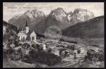Dölsach mit Unholden 1908 Schul Verein Heimat