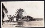 Panama 1925 Gulf of San Blas Tigre Village