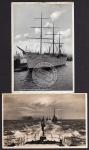 2 AK Wohnschiff Hein Godenwind 1934 Flotte Marsch