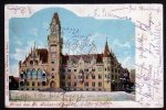 St. Johann Saarbrücken Neues Rathaus 1901