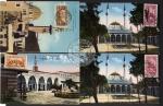 4 AK Damaskus Mausolee Saladin Moschee Mosquée