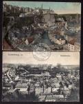 2 AK Luxemburg Rahmhospitz 1906 1911
