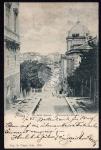 Pula Pola Sternwarten Straße 1903