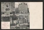 Hannover Restaurant Wilhelm Most vor 1907