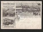 Landwirtschaftliche Ausstellung 1903 Zeitung H