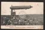 Strassburg i. E. Zeppelins Fernfahrt mit seine