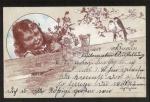 Bremen Litho 1896 nach Aurich