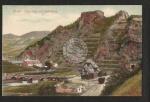 Ahrtal Mayschloss mit Saffenburg