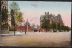 Kortrijk Kazerne Feldpost 1918