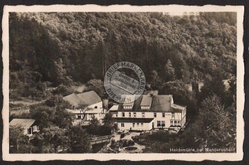 Hotel Heidsmühle bei Manderscheid