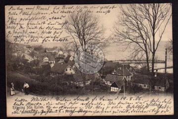 Arildsläge Hälsning fran Kullen 1906
