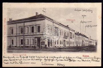 Kassa Kassarol 1900 Ferencz Joszef ter