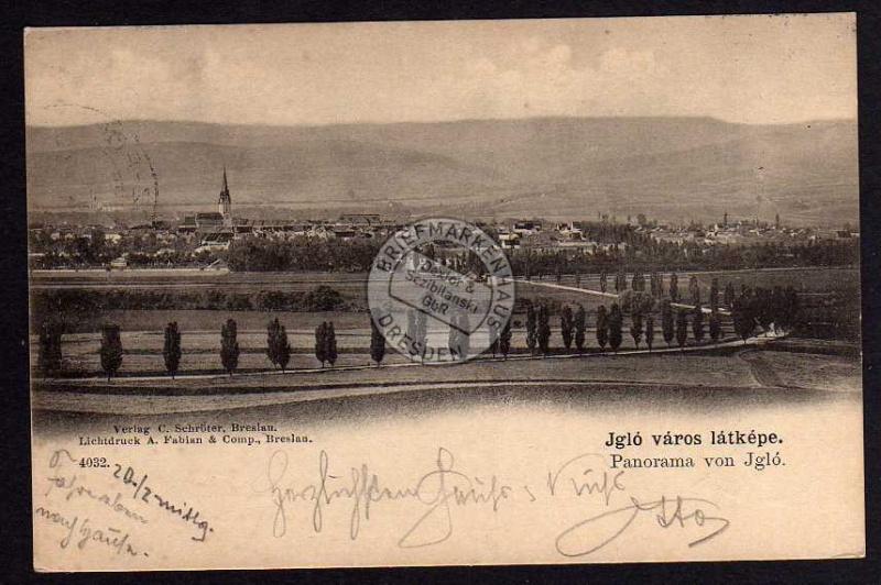 Iglo varos latkepe 1901 Spišská Nová Ves