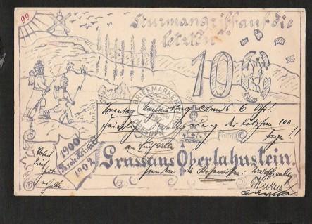 Oberlahnstein Sturmangriff auf die letzten 100